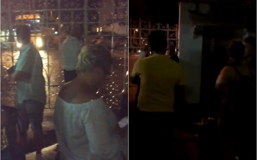"""""""Thomas Cook"""" klientus įkalino Tuniso viešbutyje"""
