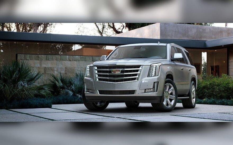 """""""Cadillac Escalade"""""""