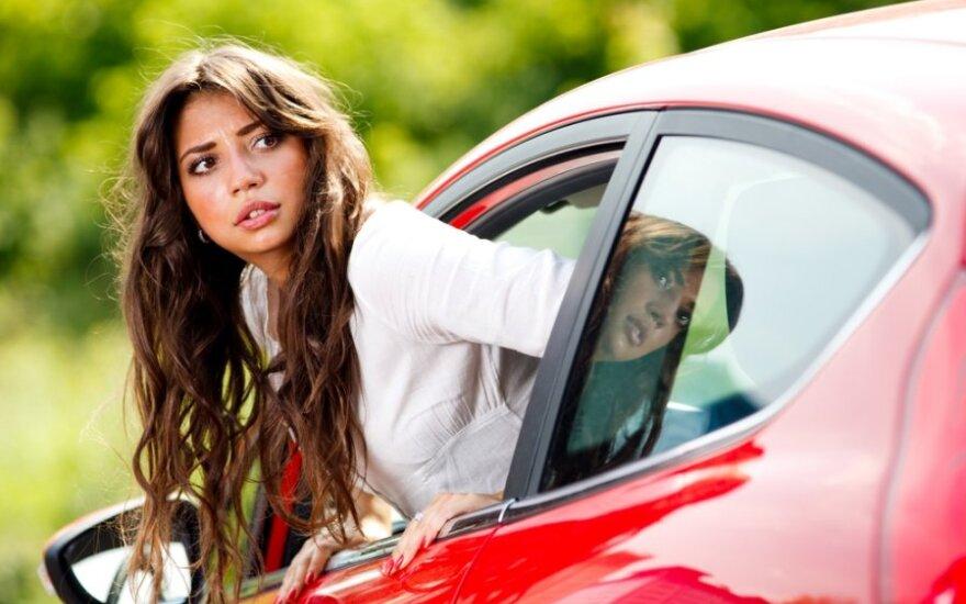 Sunerimusi vairuotoja