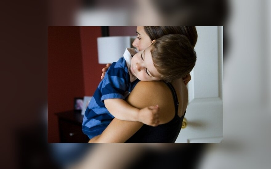 Mama su vaiku