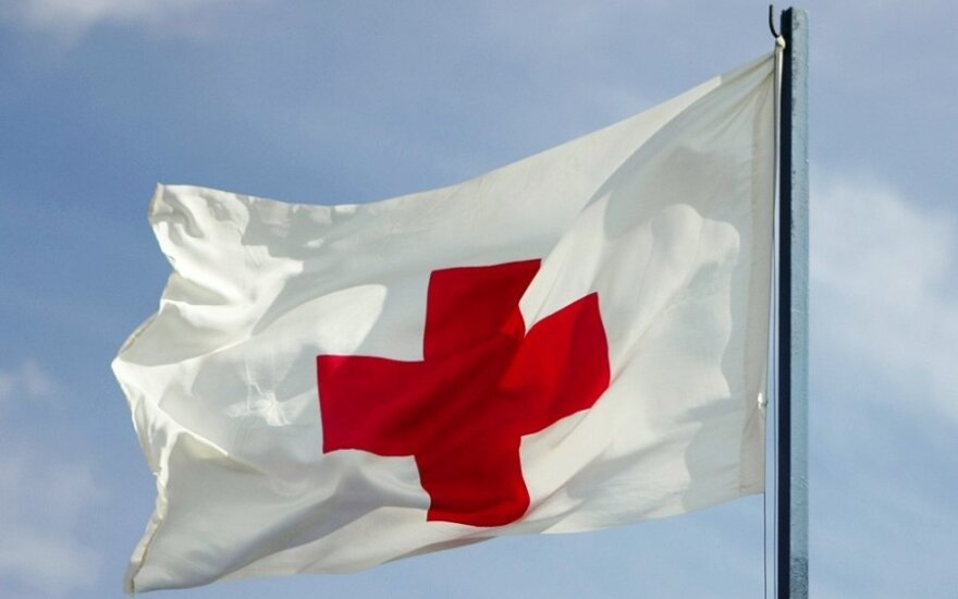 Lithuanian Red Cross collects EUR 14,800 for Eastern Ukraine