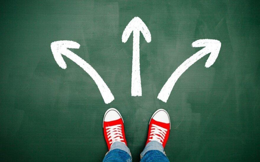 Kas mums trukdo pasirinkti teisingą profesinį kelią?