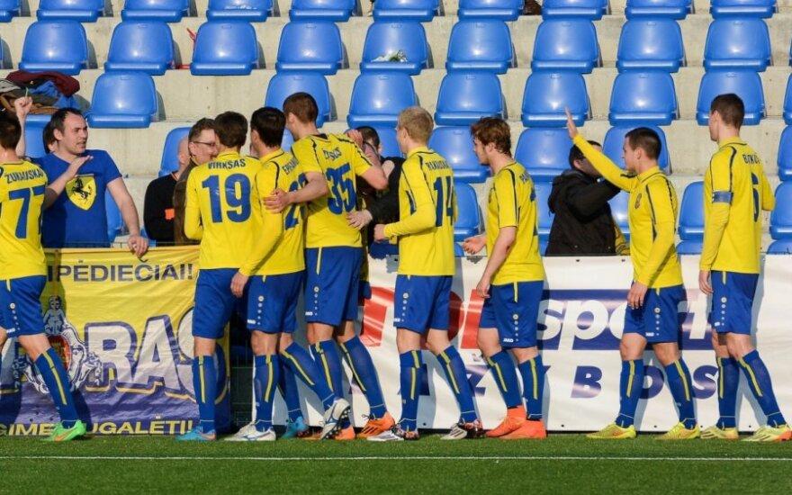 Visi penki UEFA licencijų siekę Lietuvos futbolo klubai gavo teigiamą atsakymą