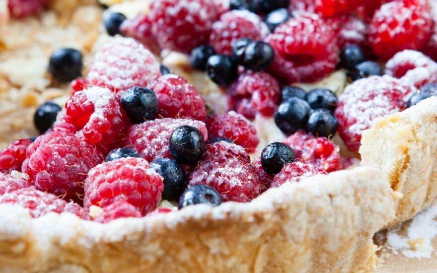Prekyba namie keptais skanumynais – neteisėta veikla