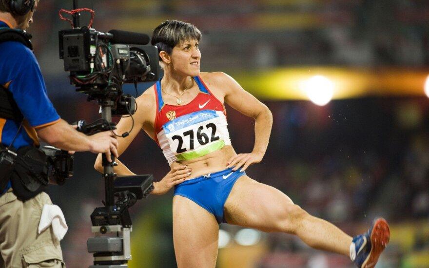 CAS atėmė tris medalius iš Rusijos olimpinės rinktinės