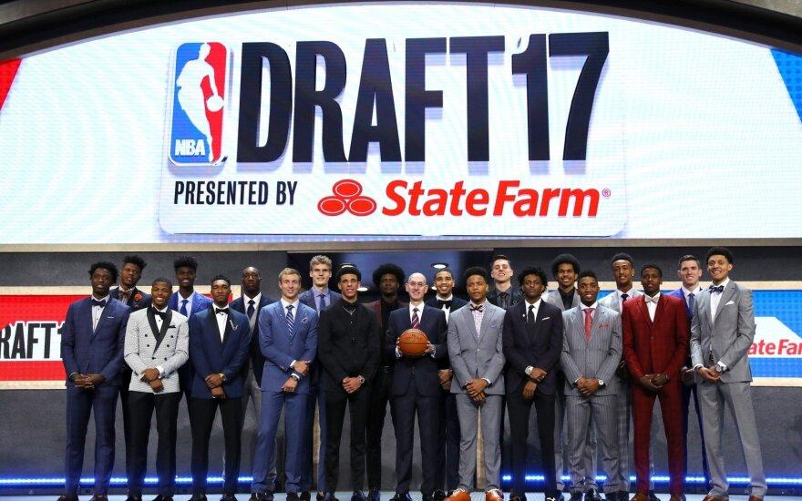 2017-ųjų metų NBA naujokų biržos dalyviai