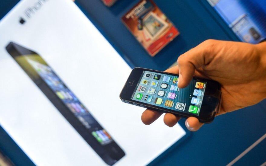 """""""iPhone 5"""" išmanusis telefonas"""