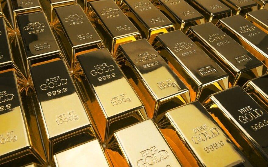 Lietuvos investuotojai gręžiasi į auksą