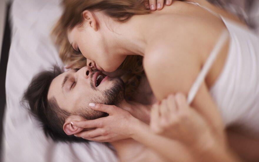 Štai kas šiems stipriosios lyties atstovams padovanojo intensyviausią orgazmą gyvenime