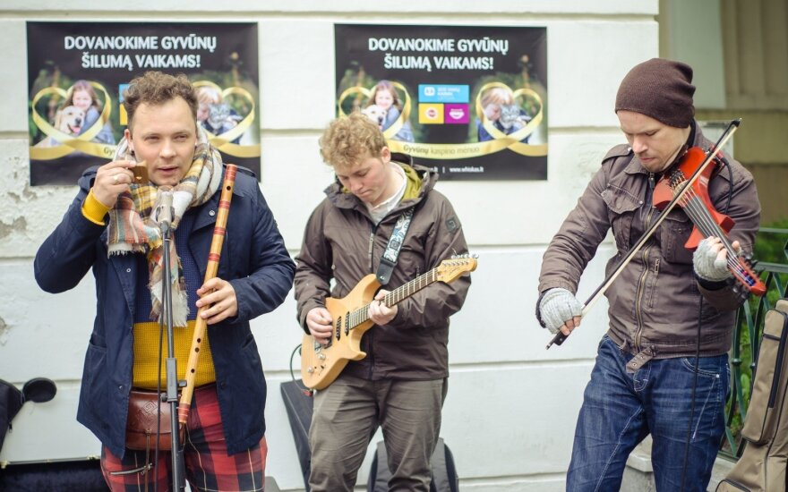 What's on in Lithuania this weekend: Street Musicians' Day