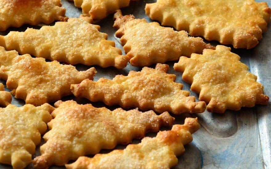 Trapūs cukriniai sausainiai