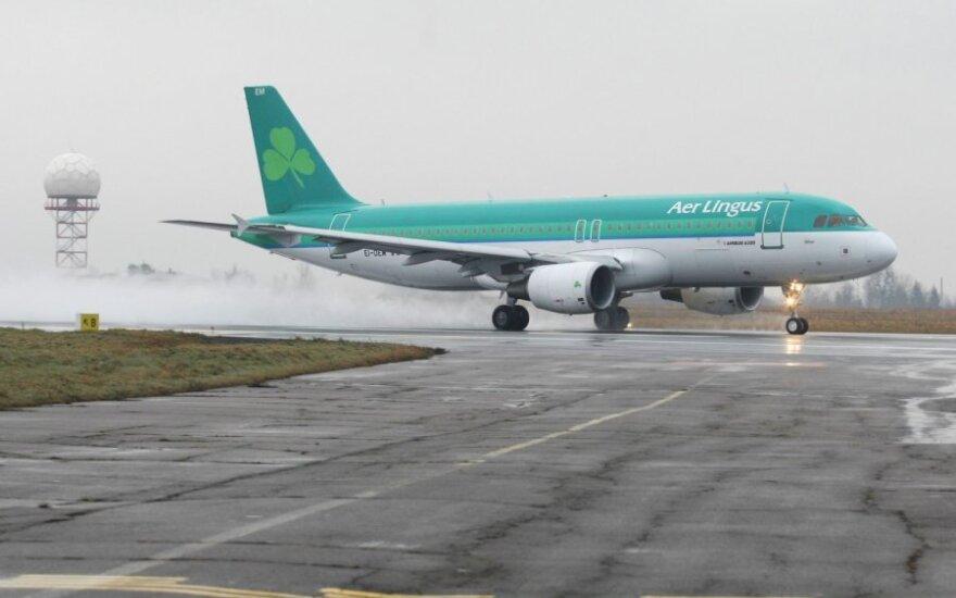 """Į """"Aer Lingus"""" dairosi ir turkai"""