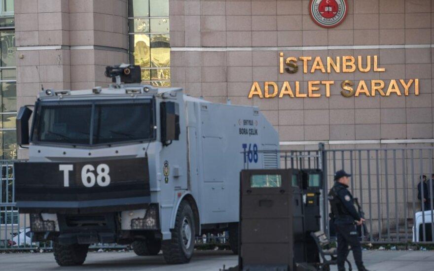Teismas Stambule