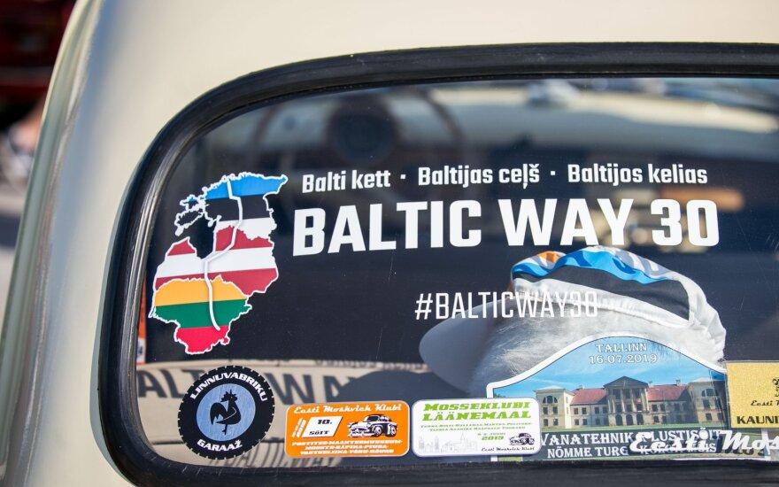 30 metų po Baltijos kelio: Mauricas parodė, kaip toli už nugarų palikome kitas posovietines valstybes