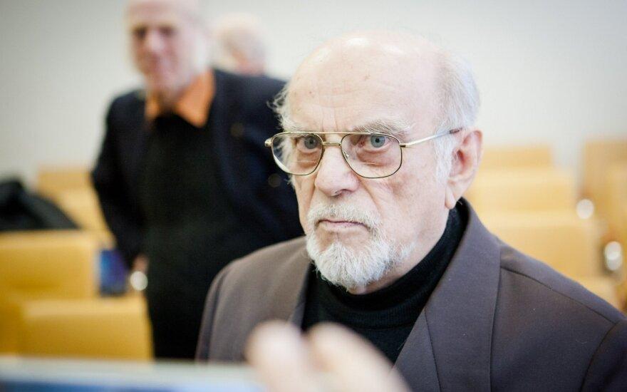 Petro Dimšos teismo nuosprendžio skelbimas