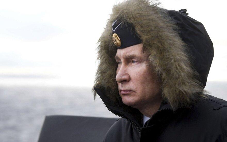 Putinas: Rusijai reikalinga stipri prezidentinė valdžia
