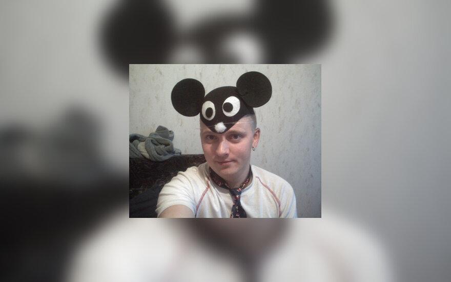 """""""TV ryklys"""", Vidmantas Sakalauskas"""