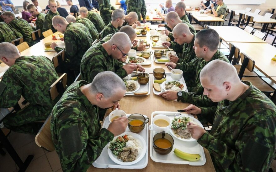 Military conscription pushed up emigration from Lithuania, PM says