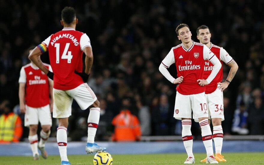 """Londono """"Arsenal"""" komanda"""