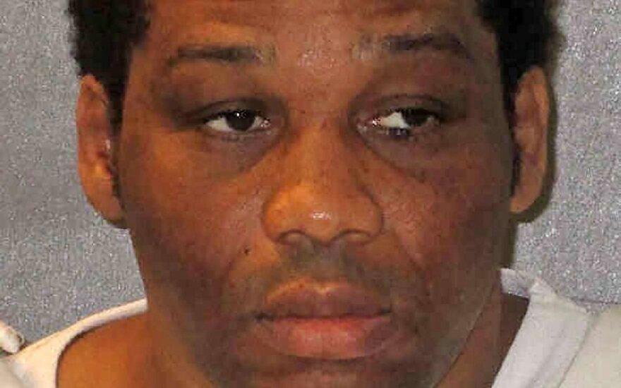 Teksase įvykdyta egzekucija šeimos narius nužudžiusiam vyrui