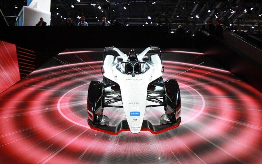 """Nissan"" Formula E"