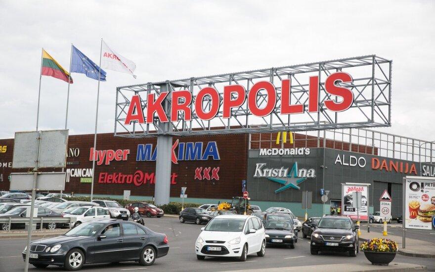 """Remontui uždarys Akropolio """"Maximą"""""""