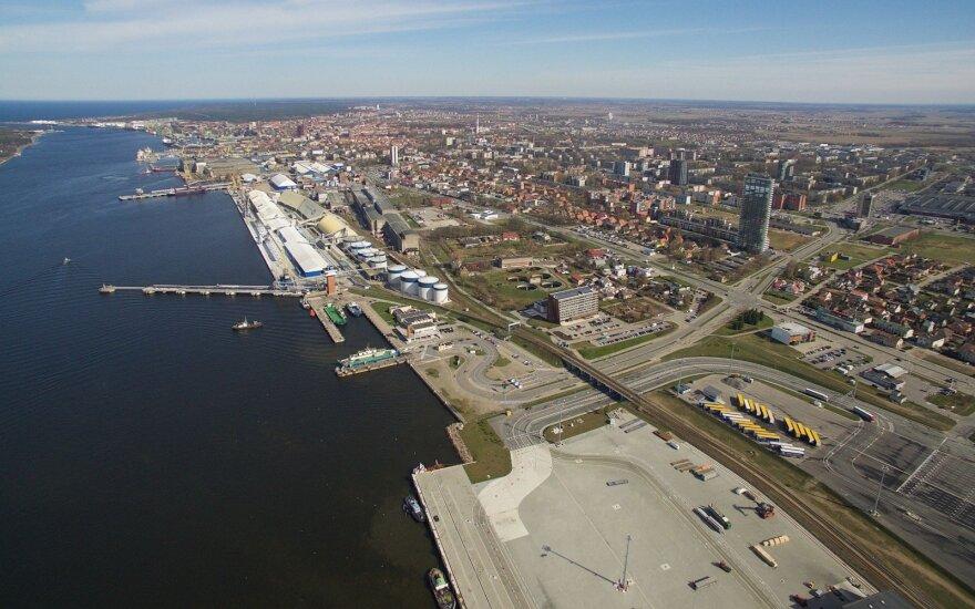 Lietuvos užsienio prekybos deficitas balandį sudarė 0,26 mlrd. eurų