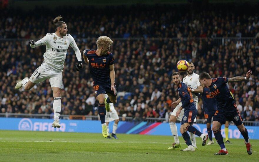 """""""Real Madrid"""" - """"Valencia"""""""