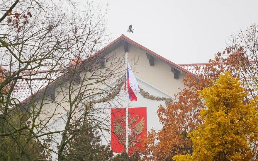 Russian embassy in Vilnius