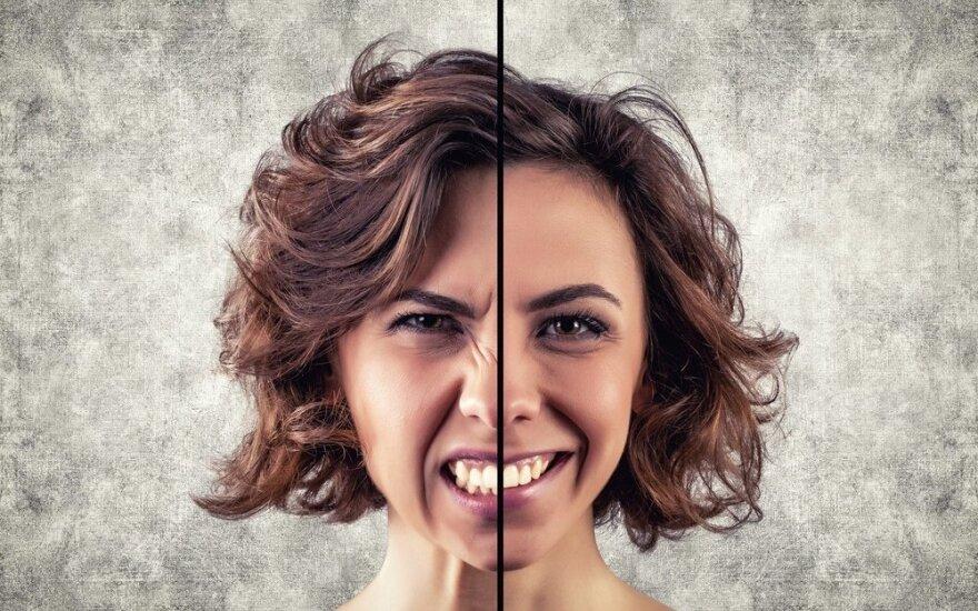8 emocinio sutrikimo ženklai, kurie sutrikdo vidinę ramybę