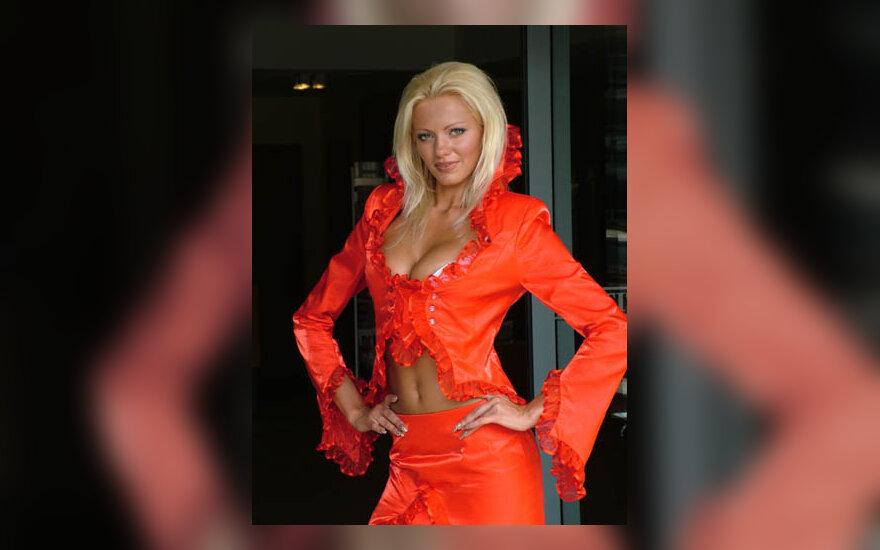 """""""Miss Tourism Europe Lithuania"""" Olga Jankovskaja"""