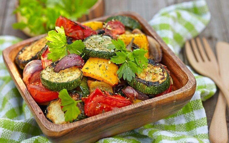 Tyrimai rodo: vegetarai gyvena ilgiau