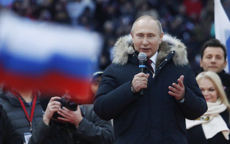 Grajauskas: revoliucingas virsmas neleis Putino pinigų plovimo