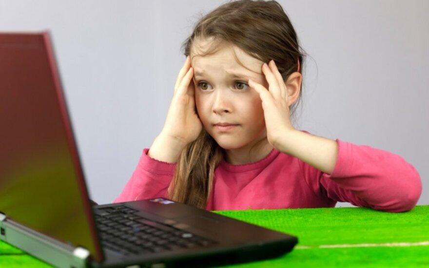 Paskleidė gandus, neva Jungtinės Tautos sieks kurti interneto svetaines vaikams, skirtas dalintis pornografija