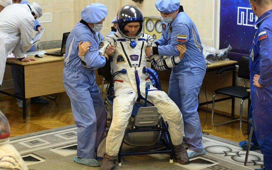 Astronautas Norishige Kanai