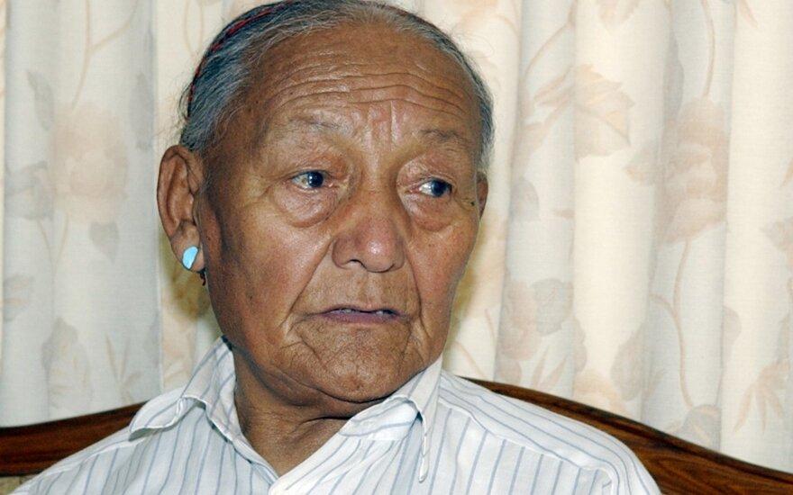 Nepale mirė paskutinis nuošalios budistinės karalystės valdytojas