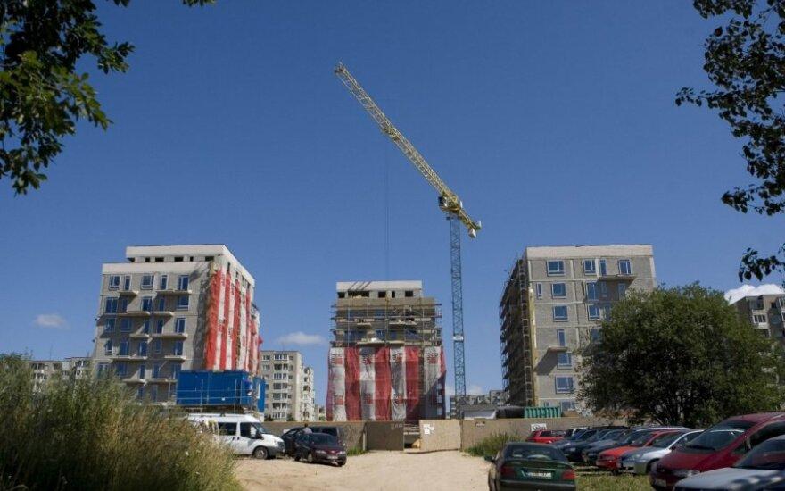 """""""Hanner"""": NT plėtotojai Vilniuje šių metų pradžioje pardavė beveik dvigubai daugiau butų nei pernai"""