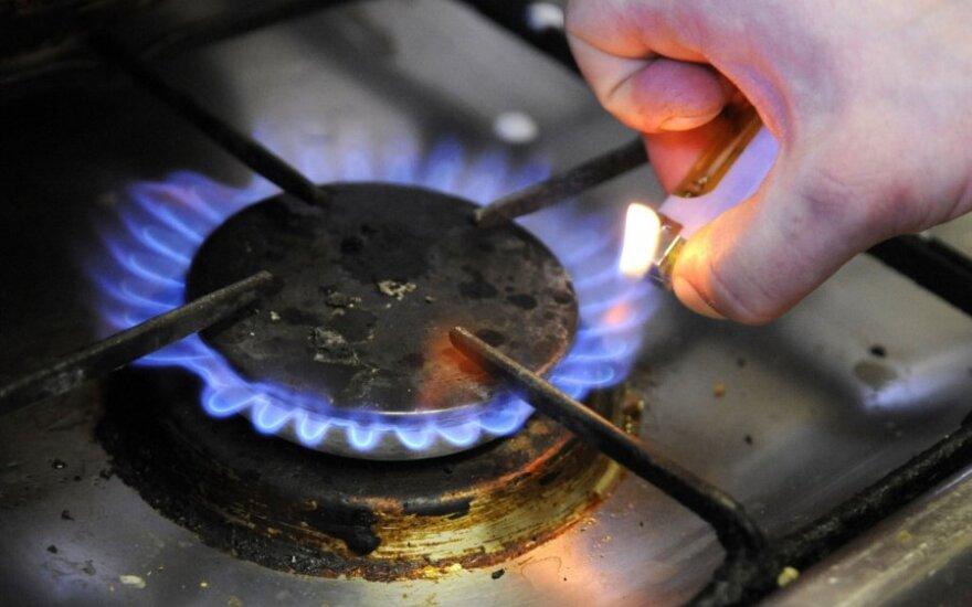 Mano, kad dėl įtampos Ukrainoje dujos brangs