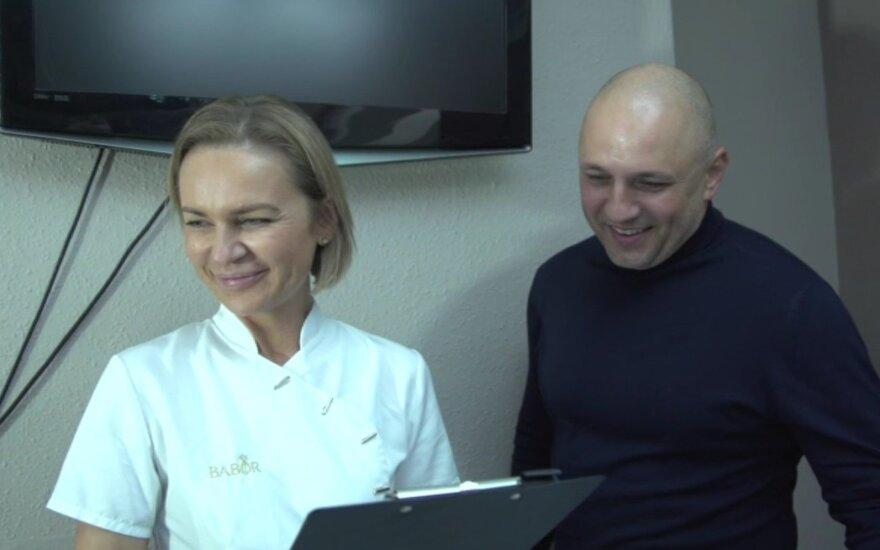 Emigrantai Oksana ir Miroslavas