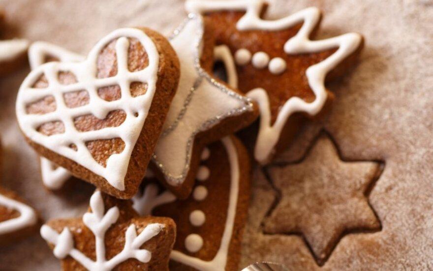 VMVT pataria: išsirinkti kokybiškus Kalėdų saldumynus padeda informacija etiketėje