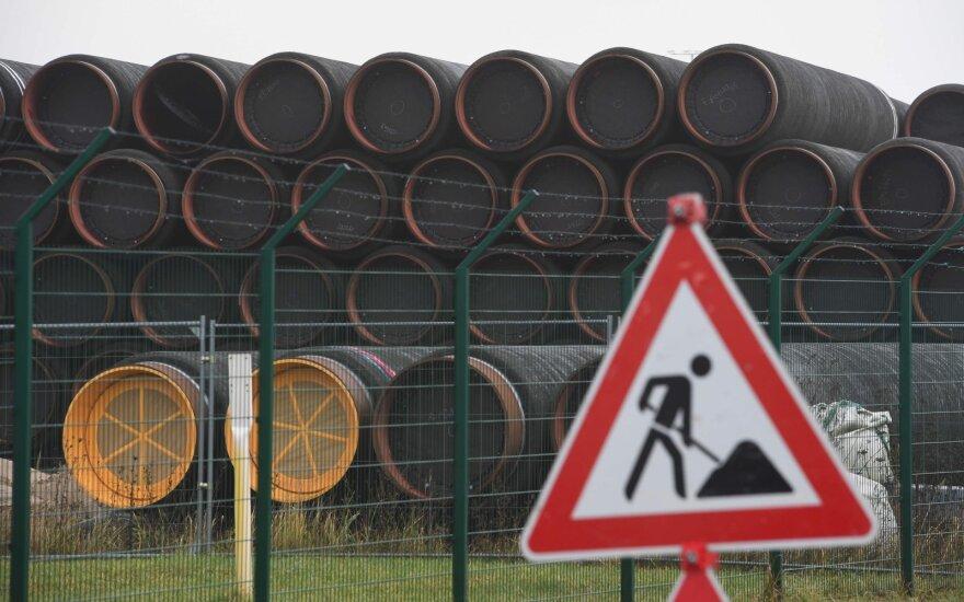 Strateginio Lietuvai dujotiekio statybose – įtarimai dėl korupcijos ir ryšių su Kremliumi