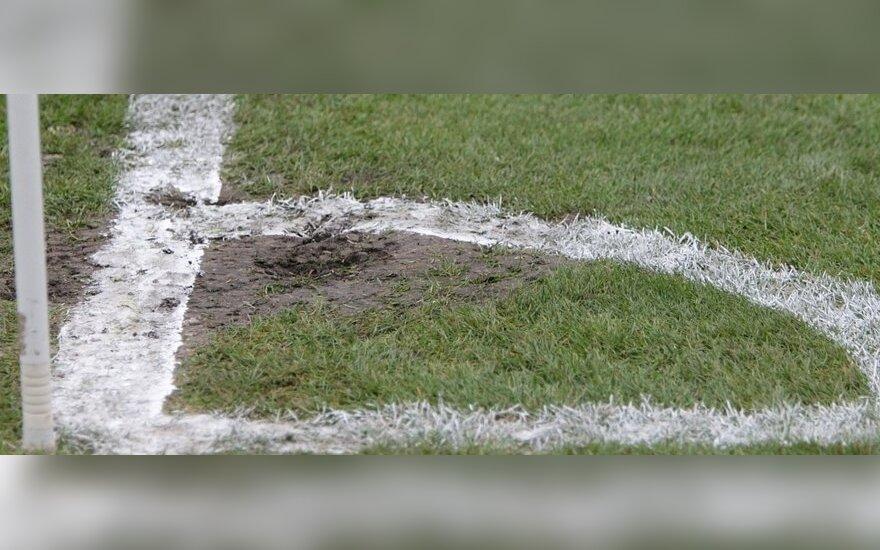 Lenkijos teismas už kyšių ėmimą nuteisė 11 futbolininkų