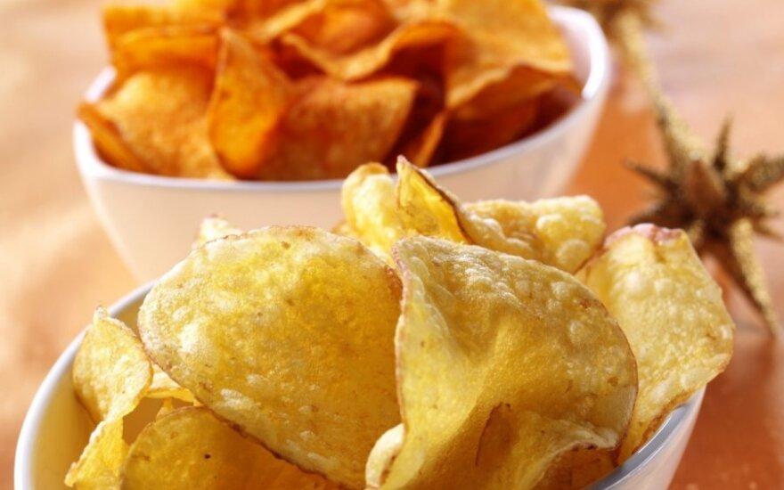 Prieskonių mišinys naminiams bulvių traškučiams