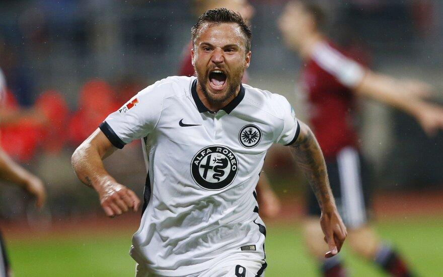 "Haris Seferovičius (""Eintracht"")"