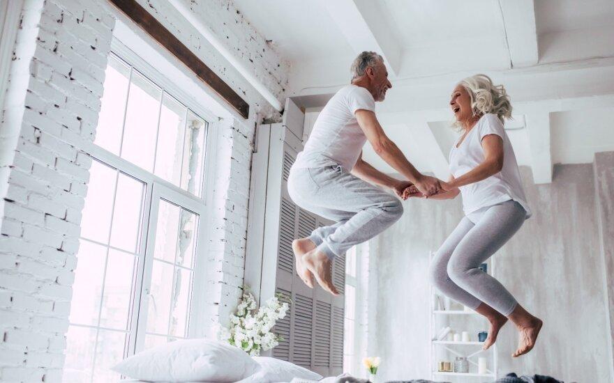 Jei nieko nekeisite, senatvėje laukia dažnas sindromas: kaip ilgam išlikti sveikais ir energingais