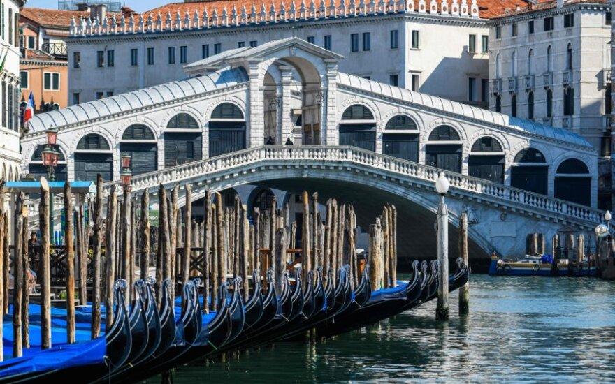 Italija dėl koronaviruso pratęs karantiną