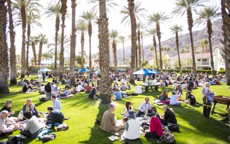 """Po """"TEDActive"""" konferencijos Kalifornijoje – mintys apie gyvenimą be valstybinių sienų"""
