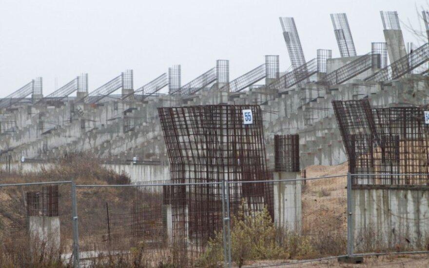 Prokuratūra: 45 mln. litų Nacionalinio stadiono statybai buvo išleisti pagrįstai