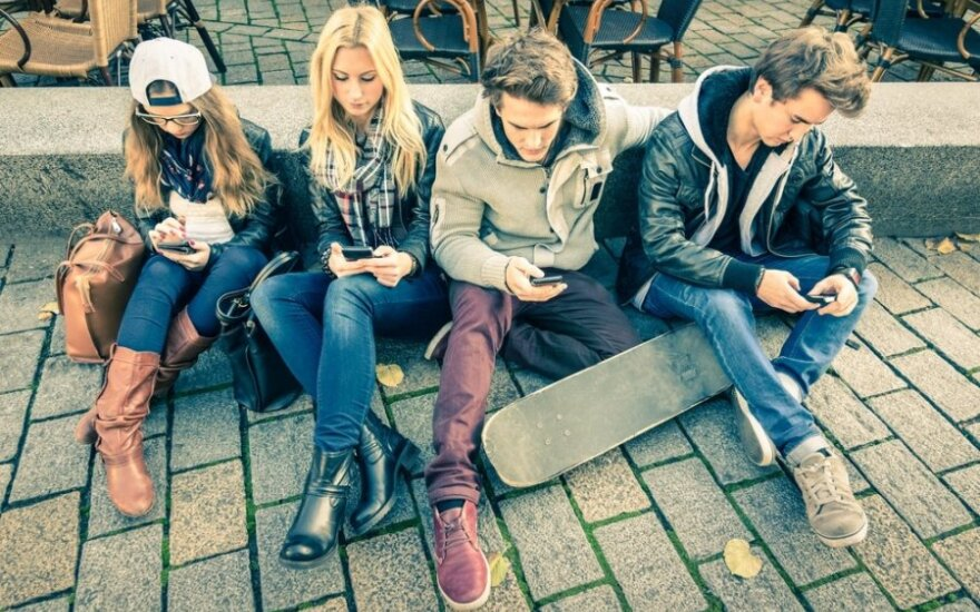 Lietuvoje Y karta – optimistiška, bet nelabai versli
