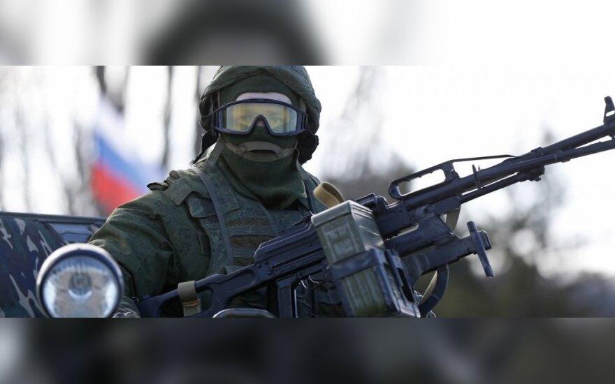 Rusijos Dūmoje – Krymo prisijungimo projektas